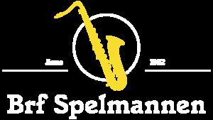 Logotype Brf Spelmannen